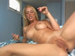 Vivacious babe cherie deville masturbates pink pussy movies at adspics.com