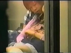 Amateur asian blowjob filmed through window tubes at korean.sgirls.net