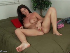 Striptease from riley grey with masturbation movies at find-best-lesbians.com
