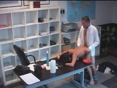 Secretary slut fucked by boss in office movies at kilopics.net