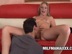 Malia - beautiful mommy gets worshipped and screwed videos