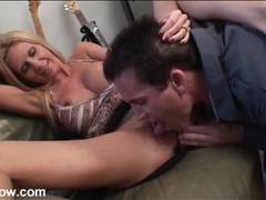 Blonde milf brooke tyler gives a sexy blowjob movies at sgirls.net