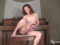 Lusty ana fuck dildo for orgasm videos