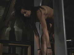 Innocent slave girl hardly punished with painful pleasures movies at kilopills.com