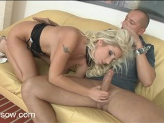 Big dick satisfies milf as she rides his cock videos