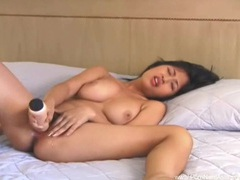 Let's enjoy a nice asian girl! videos