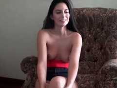 Milf nikki daniels shows her tits and hairy pussy videos