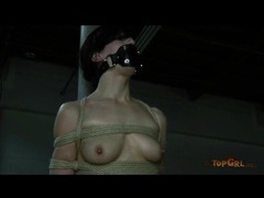 Skinny elise graves in arousing rope bondage movies at find-best-ass.com
