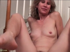 Skinny milf olivia jones shows pussy close up videos