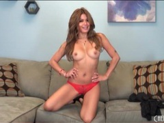 Sexy charmane star goes topless to tease you videos