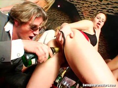 Dirty club chicks suck dicks in public movies at find-best-babes.com