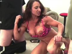Brandimae - dirty talk and two cocks videos