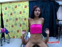 Petite girl in tube top rides cock movies at sgirls.net