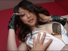 Breasts groped and hot pussy fingered tubes at sgirls.net