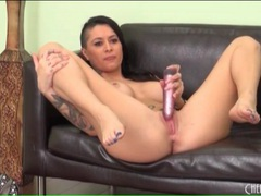 Horny alby rydes toy bangs her wet pussy videos