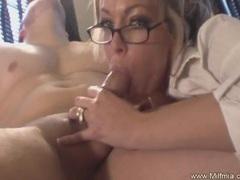 Bad milf secretary fantasy videos