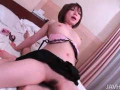 Hot pov sex with cute japanese girl tubes at japanese.sgirls.net