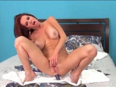 Naked redhead veronica avluv masturbates movies at find-best-babes.com