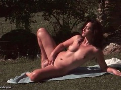 Solo tess lyndon masturbates outdoors movies at find-best-videos.com