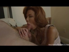 Milf veronica avluv sucks and fucks lustily videos
