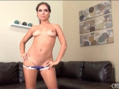 Jynx maze ass tease in blue panties videos