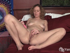 Blonde ruby toy her pussy movies at find-best-pussy.com