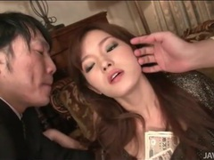 Two guys fondle sexy girl mei haruka tubes at chinese.sgirls.net