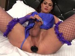Ladyboy anita anal toy videos
