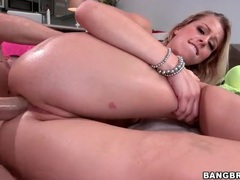 Tattooed blonde zoey monroe ass fucked movies at adspics.com