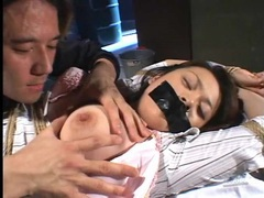 Girl tied down and licked by her master videos