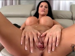Pierced vagina fucked slowly by big cock movies at find-best-panties.com