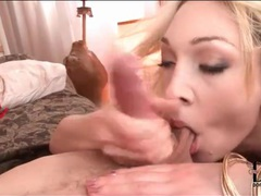 Lily labeau stars in rough blowjob video videos