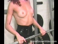 Masked redhead ass fucked in the gym movies at find-best-mature.com