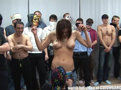 Exclusive gangbang hardcore compilation videos