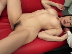 Fingered japanese babe sucks his dick videos