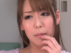 Japanese slut sucks doctors in exam room tubes at japanese.sgirls.net