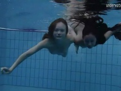 Teens look beautiful swimming in the nude movies at find-best-tits.com