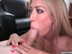 Talented capri cavalli sucks off big cock movies at sgirls.net