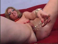 Voluptuous milf toys her asshole lustily videos
