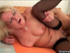 Stockings and heels granny fucked hardcore videos