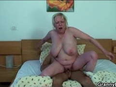 Big mature tits are sexy in cock riding video movies at sgirls.net