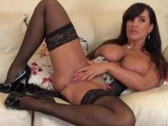 Dildo fucks milf pornstar pussy movies at kilosex.com
