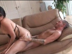 Sultry tranny bj and hot reverse cowgirl fuck movies at sgirls.net