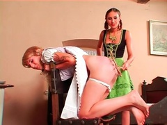 Cute costume girls in ass spanking video clip movies at sgirls.net