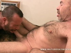 Hairy mature guy gets fucked by ugly friend videos