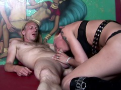 Amsterdam whore eaten out and fucked tubes