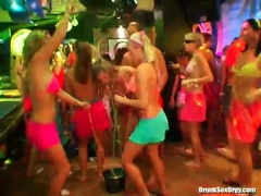 Bikini bodies on incredible chicks in the club movies at find-best-videos.com