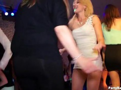 Kissing women and cocksucking sluts at party movies at freekilomovies.com