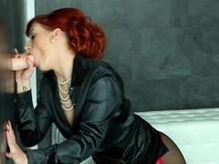 Kety pearl red head bukkake sprayed movies at find-best-lesbians.com