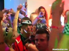 Great music and dancing babes at party movies at freekilomovies.com